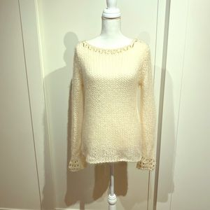 Vintage Genny Maglia  Italian mohair sweater